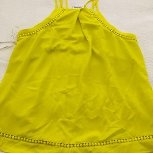 Green neon top size L